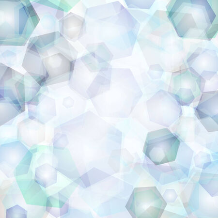 geometric pattern, triangles background, polygonal design  Vector