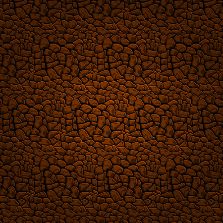 currying: seamless vector eather texture background