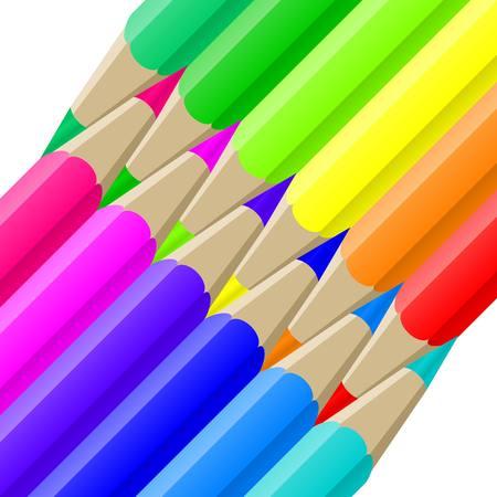 Pencil blog icon Web illustration Vector