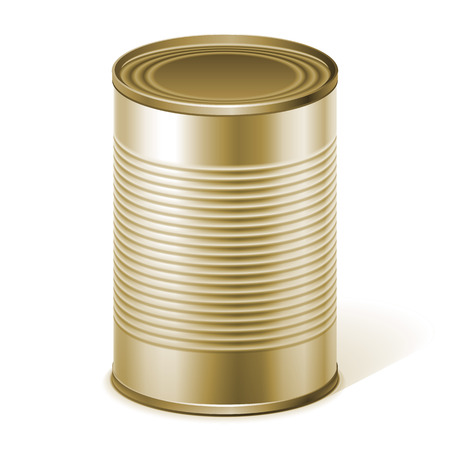 voedsel metalen vector