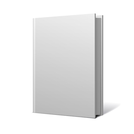 book cover design: Blank book cover