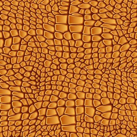 レザー動物ヘビ テクスチャ爬虫類ワニ パターン背景