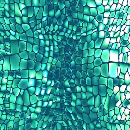 Leather animal snake textures reptile crocodile pattern background Illustration