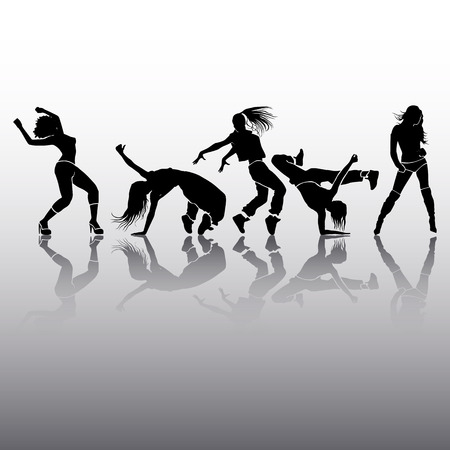 baile de chica