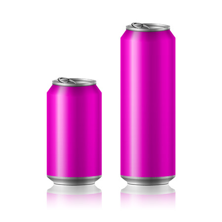 non alcoholic beer: drink foods cola beer aluminum Illustration