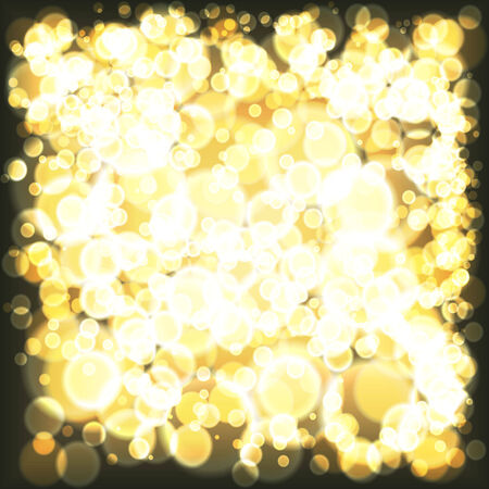 lights background: Lights background Holiday Abstract Glitter Illustration