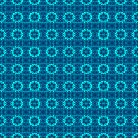Arabic seamless ornament Abstract background light Vector