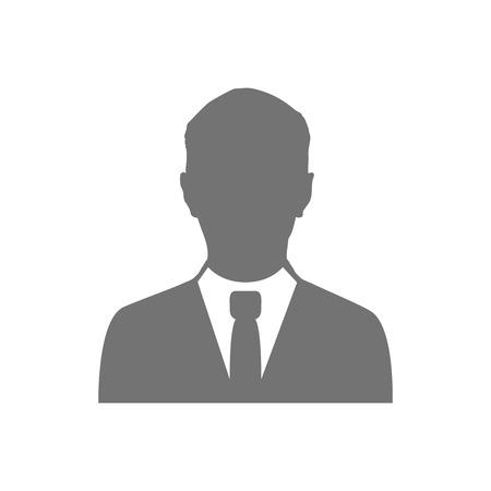 business man  vector icon symbol, office, communication art
