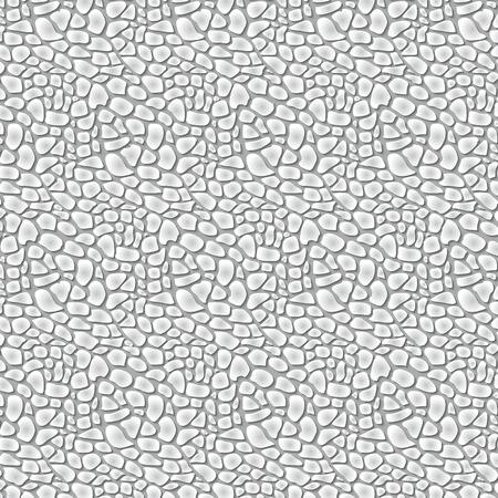 ワニ皮ベクトル パターン自然アートのベクトル イラスト