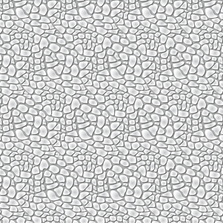 Vector illustration of alligator skin vector pattern nature art