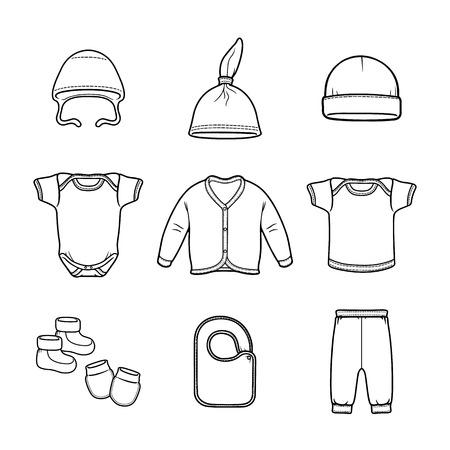 아기 패션 의류 패션 벡터 셔츠 그림 디자인 마모 아트
