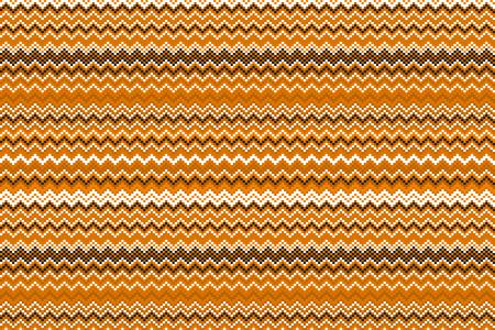 herringbone background: Chevron seamless  pattern background vintage vector illustration, herringbone pattern orange