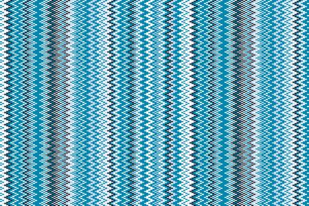 pop art herringbone pattern: Blue chevrons seamless pattern background retro vintage design art