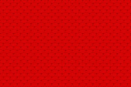 Chinese seamless pattern. Chinese new year 2016. Bright Beautiful  vector illustration. Background. art
