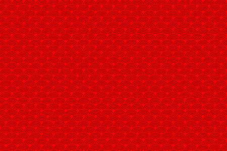 Seamless cinese. Capodanno cinese 2016. brillante Bella illustrazione vettoriale. Sfondo. arte Archivio Fotografico - 50826205