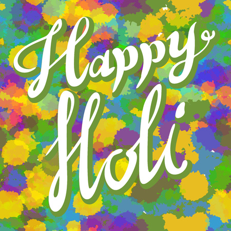 pichkari: Creative Flyer, Banner or Pamphlet design for Indian Festival of Colours, Happy Holi celebration. art