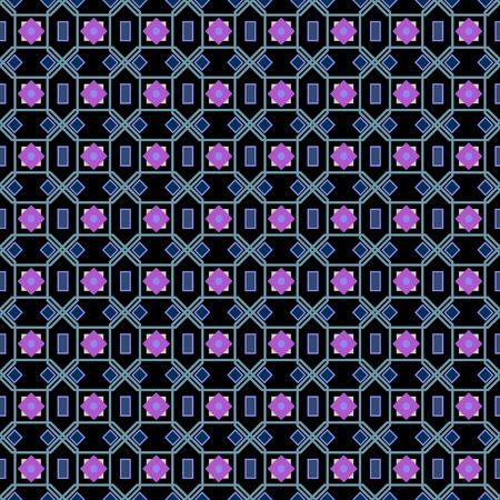 nephritis: Black and purple marble seamless background art arabic