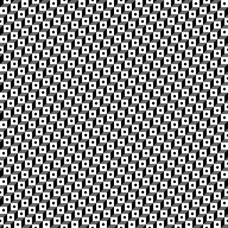 black and white optical pattern 12x12inch silhouette cameo ready