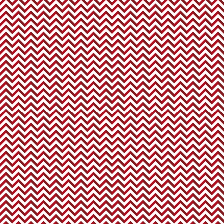 cameo: red zig-zag pattern 12x12inch silhouette cameo ready