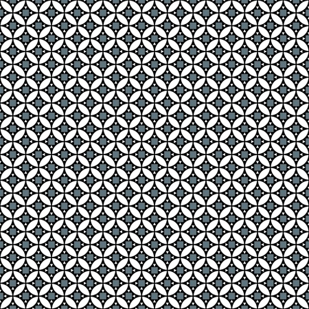 roman cosmati inspired geometric design Stock Photo - 21494488