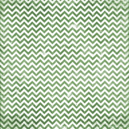 chevron grunge green pattern