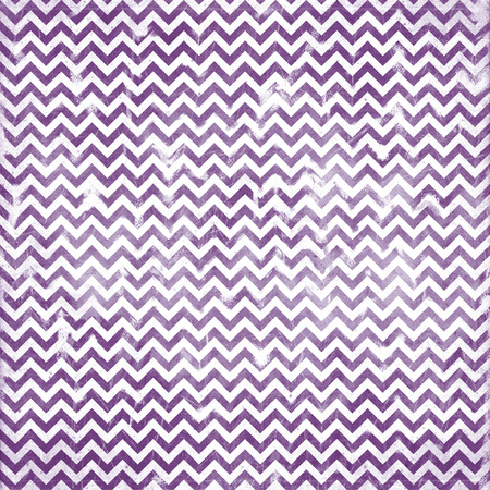 chevron grunge violet pattern Stock Photo - 23127330