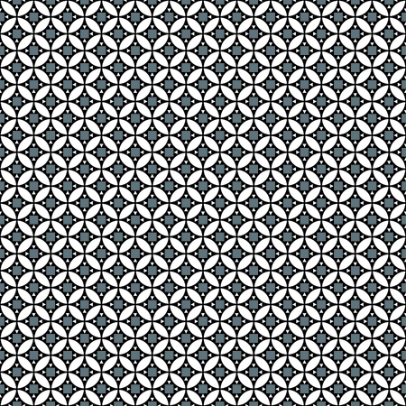 seamless optical pattern Stock Photo