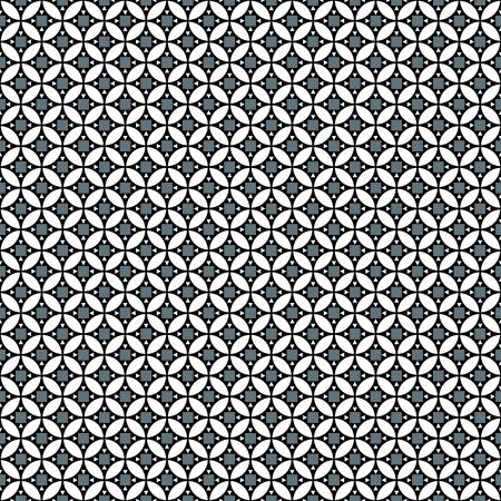 seamless optical pattern Stock Photo