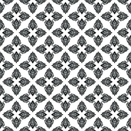 damask fabric pattern Фото со стока