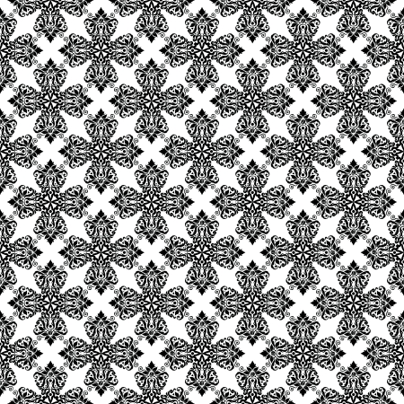 damask pattern - fabric like and digital paper