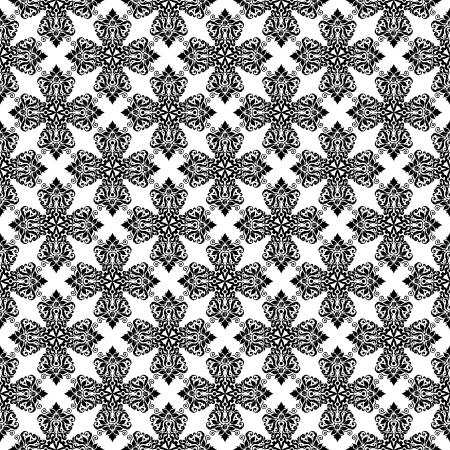 damask pattern - fabric like and digital paper