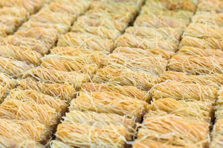 Fresh Turkish sweet delights