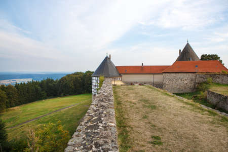 burg: Castle Burg Herzberg, Germany, Hessen