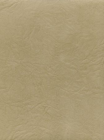 cloth manufacturing: Natural light leather texture Stock Photo