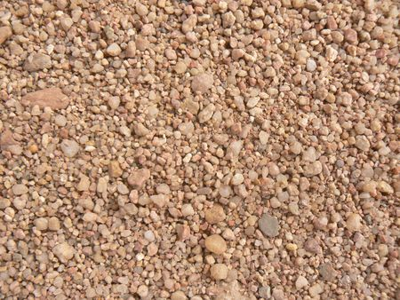 Texture of sand can be used as background Stock Photo - 4269878