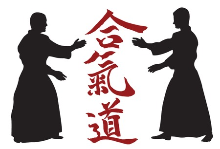 tae: Aikido Illustration