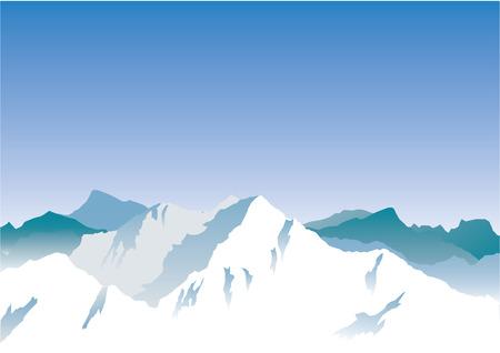 Mountains Stock Vector - 6011045