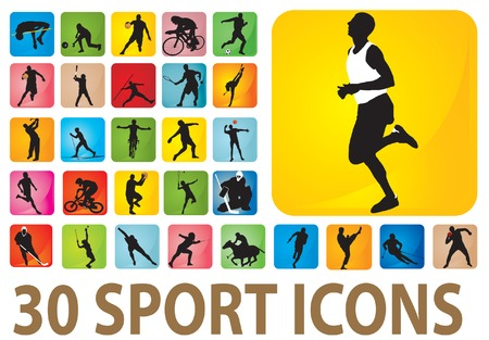 symbol sport: Sportsymbole.