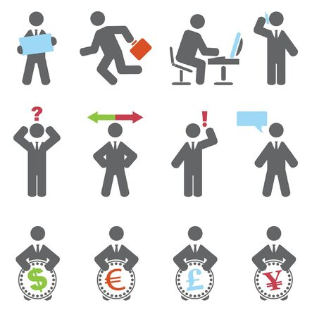 briefcase icon: Business icons
