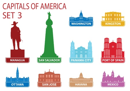 panama: Capitals of America.