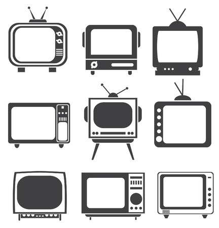 formats: Tv  Vector set for you design