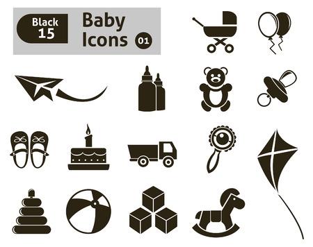 Baby-Icons