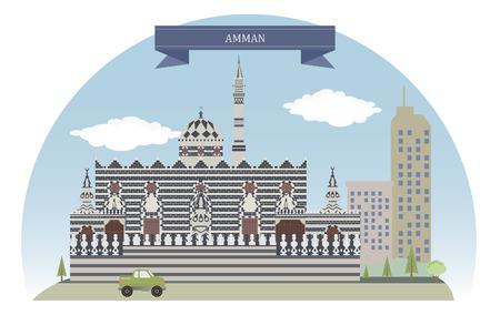 jordan: Amman, Jordan