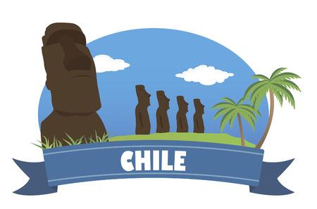 moai: Chile  Tourism and travel