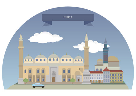 bursa: Bursa, large city in Turkey, located in northwestern Anatolia