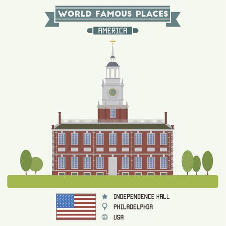 philadelphia: Independence Hall, Philadelphia, USA