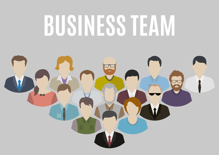 career development: Business Team. Director of the company and its employees