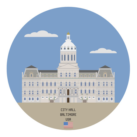 mayor: Baltimore City Hall is the official seat of government of the City of Baltimore. City Hall houses the offices of the mayor Illustration