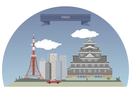 largest: Tokyo, Japan.  Capital and largest city of Japan, most populous metropolitan area in the world