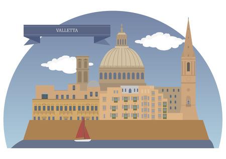 malta cities: Valletta, is the capital city of Malta